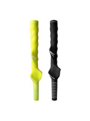 Tour Fit Junior Training Grip RH yellow/black