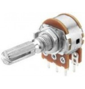 10K Universal Potentiometer (Brown)