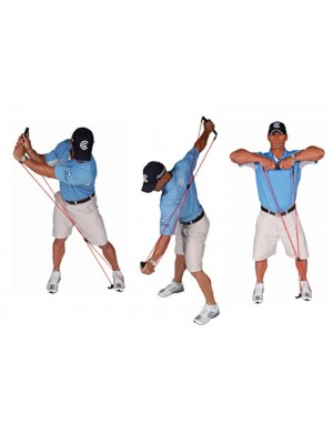 Tour Fit Power Swing Training Fitness Aid and Warm Up Golf Swing Improver