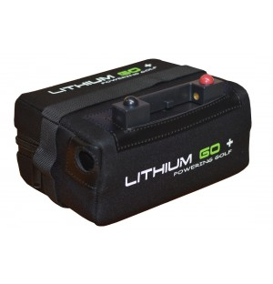 Lithium Go Battery 18ah 5 Year Warranty (27 Hole LiFePo4)